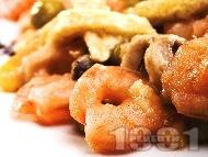 Пържени скариди по китайски